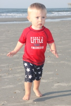 Baby photographer in Myrtle Beach
