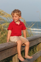 Myrtle Beach baby pictures