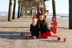 MYRTLE BEACH CHRISTMAS PICTURES
