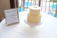 Wedding cake myrtle beach