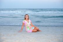 Senior photos in Myrtle Beach
