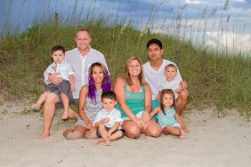 Family reunion pics