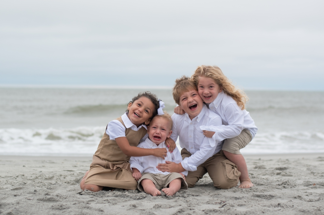 Myrtle Beach family photography packages